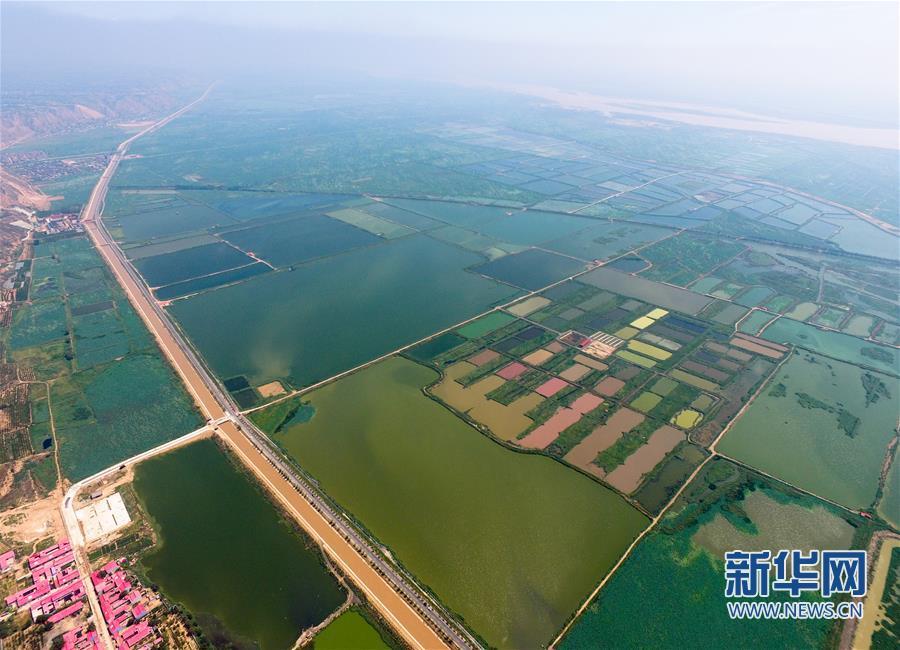 (美丽中国)(6)沿黄观光路 壮丽好风景