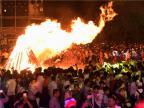 """""""多彩贵州""""彝族火把节在晴隆举行"""